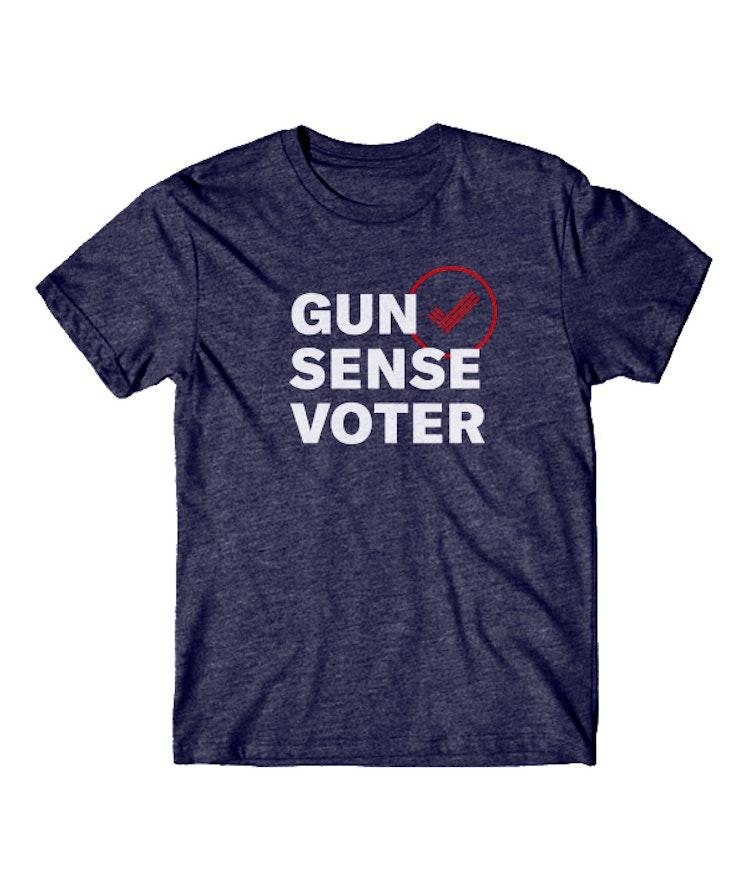 Gun Sense Voter t-shirt